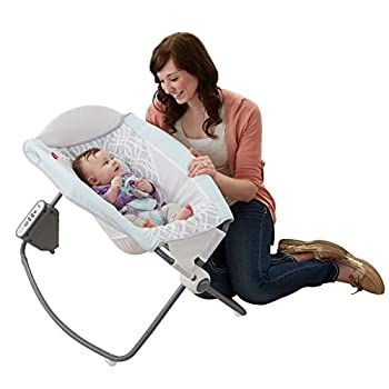 Fisher-Price Newborn Auto Rock n Play Sleeper