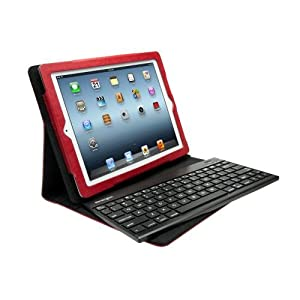 Kensington KeyFolio Pro2 Removable Keyboard Case & Stand for iPad 4 with Retina Display, iPad 3 and iPad 2