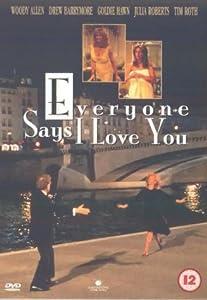 Everyone Says I Love You [DVD][1996] [1997]