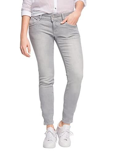 edc by ESPRIT Jeans in verkürzter Länge grau