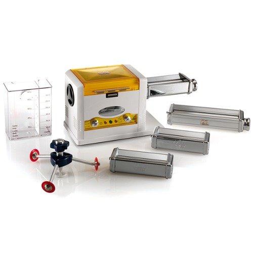 Marcato Pasta Fresca Electric Pasta Machine and Mixer (Imperia Pasta Facile compare prices)
