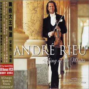 Andre Rieu - King Of The Waltz (2001)