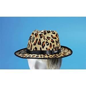 Chapeau de cow-boy léopard