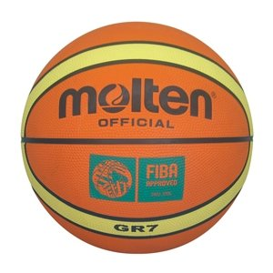 Molten BGR7 FIBA Olympic Outdoor Rubber 29.5 Menand#039;s Basketball