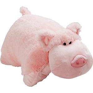 Mookie Pillow Pets Cochon Peluche Oreiller (Import Royaume Uni