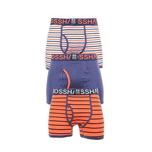 crosshatch-mens-3-pack-allsync-striped-designer-boxer-trunks-underwear-red-orange-medium-w32-w34