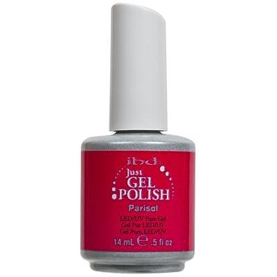 Gel PARISOL Soak Off Hot Pink Nail Polish UV Manicure .5 oz Salon LED