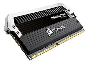Corsair Dominator Platinum 16GB (2 x 8GB) DDR3 2400MHz C11 Memory Kit CMD16GX3M2A2400C11