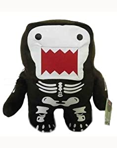 Skeleton Domo-kun Plush Doll - 10 Inch by Domo