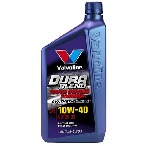How do you want valvoline vv301 durablend sae 10w 40 semi for What motor oil do i need