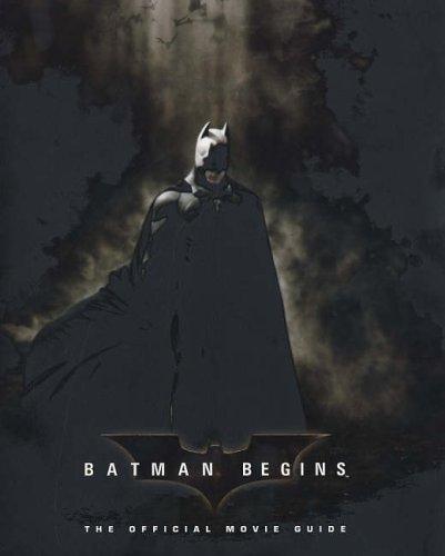 Batman Begins : The Official Movie Guide, CLAUDIA KALINDJIAN