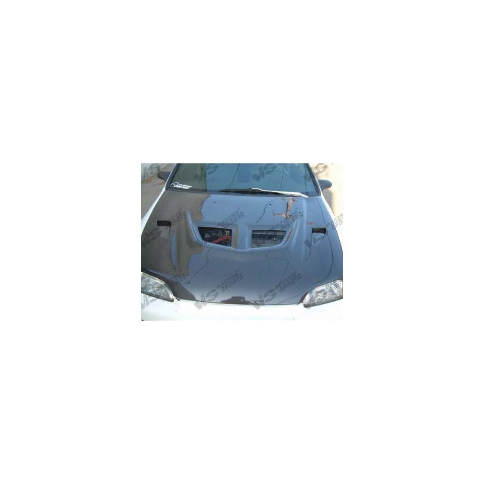 Acura Integra 90 93 Carbon Fiber Hood Exterior Parts