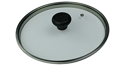 Moneta Flat Glass Lid for pan, 11.5