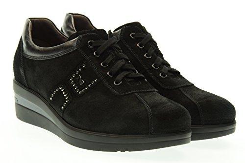 NERO GIARDINI Classic donna sneakers basse A616830D/100 38 Nero
