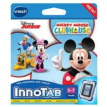 Vtech - InnoTab Software - casa de Mickey Mouse
