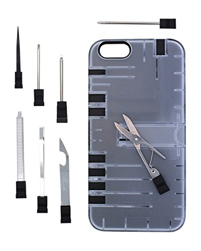 IN1 Multi Tool Case for iPhone 6/6S - Limited Edition - Clear