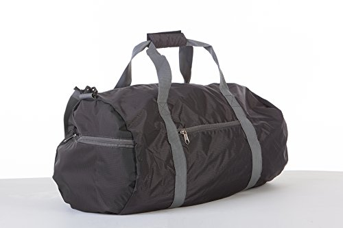 23-Sports-Duffel-Gym-Bag-for-Men-and-Women-Gray