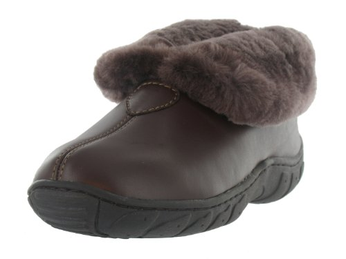 Cheap Bridget Australian Sheepskin Leather House Bed Slippers Women's (B00686JY48)