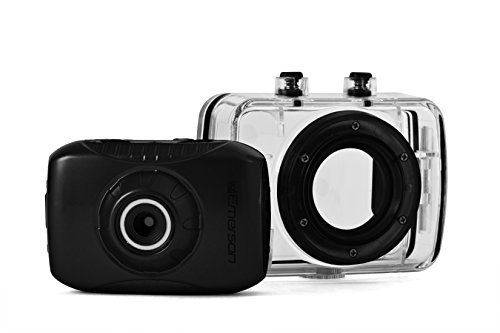 Emerson EVC355BK HD Sports Action Video Camera Kit With Waterproof Case (Emerson Pro Cam compare prices)