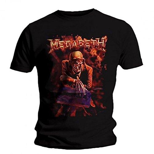 T Shirt Megadeth Peace Sells (Nero) - Medium