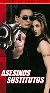 The Replacement Killers [VHS]