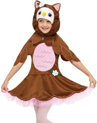 Baby Owl Toddler Costume front-973378