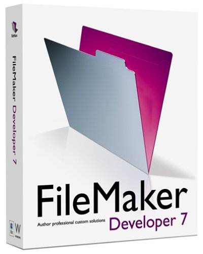 Best Price FileMaker Developer 7B0001LV6SS