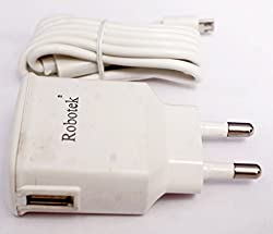 Robotek USB Cable Mobile Charger