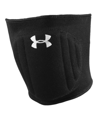 Under Armour Volleyball Knee Pad, Black (001), Large/X-Large