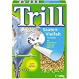 Trill Budgie Food - 500gby Trill