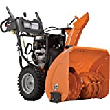 Lawn & Patio - Husqvarna 12527HV 27-Inch 291cc SnowKing Gas Powered Two Stage Snow Thrower With Electric Start & Power Steering