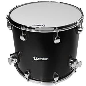 Premier drums series elite 2836splbsx 1 piece for 16x14 floor tom