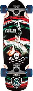 Sector 9 Eternal Mini Complete Skateboard, Black, L 27.5-Inch x W 8.5-Inch at Sears.com