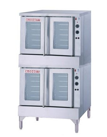 Blodgett Sho-E Double Convection Oven, Electric, Full Size, Double Deck