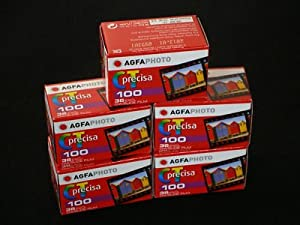 Agfa Photo CT Precisa 100 135-36 E-6 5 pack