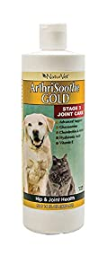 NaturVet Dog ARTHRISOOTHE-GOLD Hip & Joint Fluid 16 oz
