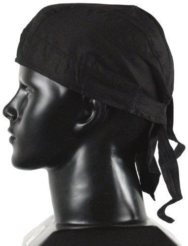 Vega Vega Head Wrap (Black One Size)