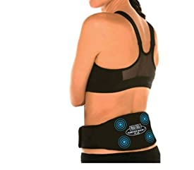 Milex Forever Back Transform Pain Relief Belt- For Use with Ab Transform Controller (NO CONTROLLER)