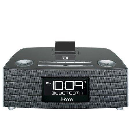 3Rdeye Ihome Bluetooth Usb Docking Clock Radio Hidden Spy Surveillance Nanny Cam Camera With Built-In Dvr