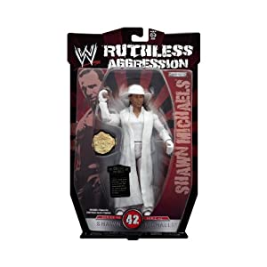 Amazon.com: SHAWN MICHAELS - RUTHLESS AGGRESSION 42 WWE