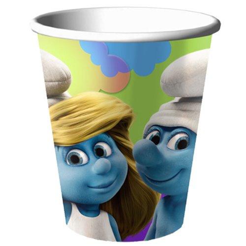 Smurfs 9 oz. Paper Cups - 1