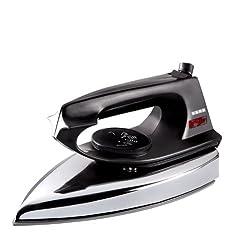 Usha Electric EI 2802 1000-Watt Dry Iron (Black)