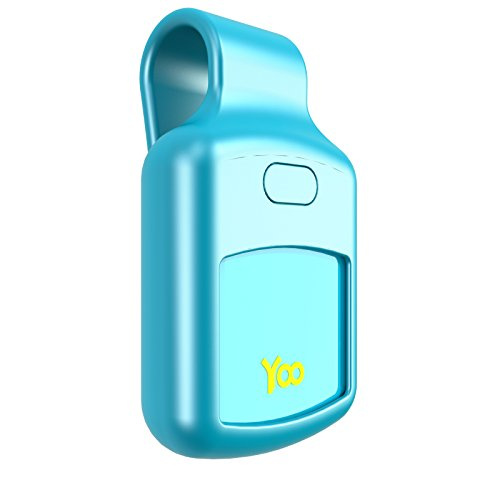 Yoo Bluetooth Smart Activity Tracker, Blue