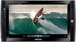 Archos 9 Pctablet 22,6 cm (8,9 Zoll) Tablet-PC (Intel Atom Z515 1.2GHz, 1GB RAM, 60GB HDD, Intel GMA500, Win 7 Starter)