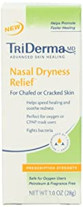 Triderma Nasal Dryness Relief, Net Wt 1.0 Oz