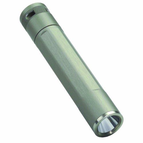 Inova X1Dm-Ht Dual High/Low Mode Flashlight With White Led And 1 Aa Battery, Titanium