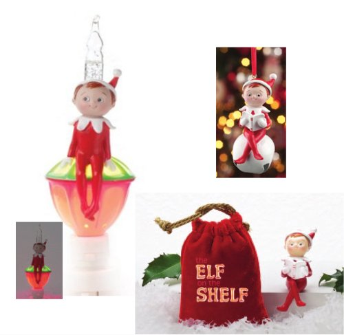Elf on the Shelf Bundle Gift Set Three Piece Set