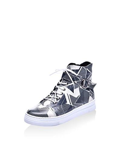 Aleksandra Rossi Hightop Sneaker NSTJ151 mehrfarbig