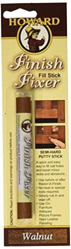 howard-products-fs4001-finish-fixer-semi-hard-putty-stick-walnut