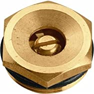 Orbit53050Brass Sprinkler Head Insert-FULL PATTERN BRASS INS